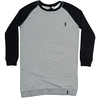 Emblem SKATEBOARDING BLACK/GRAY