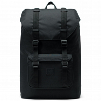 Herschel LITTLE AMERICA MID-VOLUME LIGHT BLACK