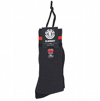 Element TOUGH LOVE SOCKS STONE GREY