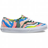 Vans Authentic (Abstract Horizon) multi/gray ridge/true white