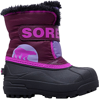 SOREL TODDLER SNOW COMMANDER Purple Dahlia,