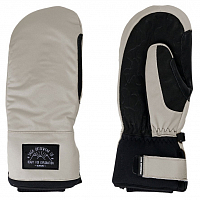 Saga INSULATED MITTEN SILVER BIRCH
