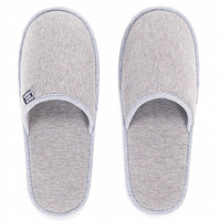 Herschel CASHMERE SLIPPERS HEATHERED GREY
