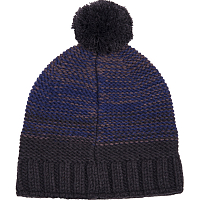 The North Face ANTLERS BEANIE DARK EGGPLANT PURPLE