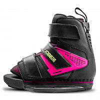 Jobe HOST WAKEBOARD BINDINGS PINK