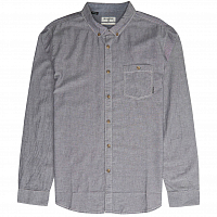 Billabong ALL DAY CHAMBRAY LS GREY