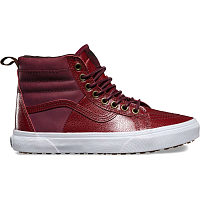 Vans SK8-HI 46 MTE (Pebble Leather) port royale