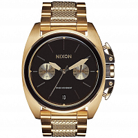 Nixon ANTHEM CHRONO Gold/Black