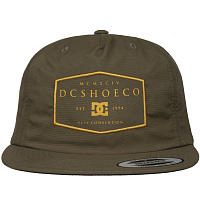 DC SPIDAL M HATS DARK OLIVE