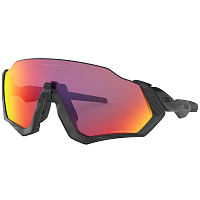 Oakley Flight Jacket POLISHED BLACK/PRIZM ROAD