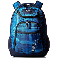 OGIO TRIBUNE BACKPACK IMPASTO BLUE