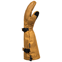 Quiksilver POWDER MITT M GLOV golden brown
