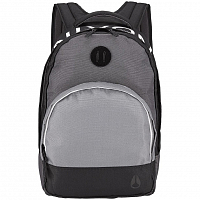 Nixon GRANDVIEW BACKPACK BLACK/DARK GRAY