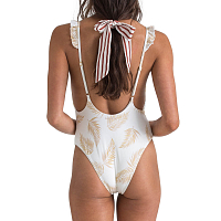 Billabong DOS PALMAS ONE PIECE SEASHELL