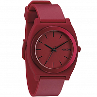 Nixon TIME TELLER P ANO DARK RED