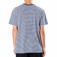 Rusty BEAN-A-MITE SHORT SLEEVE TEE Navy Blue