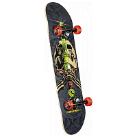 Powell Peralta PP SKULL & SWORD ONE OFF GRAY/RED
