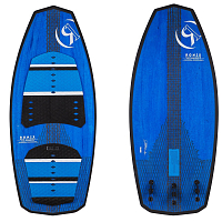 Ronix KOAL W/ TECHNORA - POWERTAIL Blue Paint Drip
