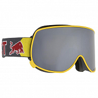 Spect RED BULL MAGNETRON EON MATT YELLOW/SILVER SNOW-SMOKE WITH SILVER MIRROR