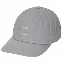 Hurley W MADE4FUN DAD HAT LIGHT GREY