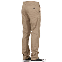RVCA WEEKEND STRETCH PANT Dark Khaki