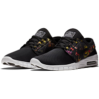 Nike STEFAN JANOSKI MAX BLACK/BLACK-MULTI-COLOR