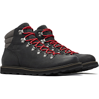 SOREL MADSON HIKER WATERPROOF BLACK