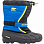 SOREL YOUTH FLURRY Black, Super Blue