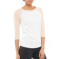 Vans FULL PATCH RAGLAN C/O WHITE-ROSE CLOUD