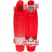 SUNSET SKATEBOARDS LIFEGUARD COMPLETE 22 SS15 RED DECK - RED WHEELS