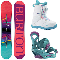 Burton GIRLS PACKAGE 1 0