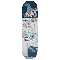 KROOKED BRD ANDERSON UNO UNKNOWN SS18 8,5