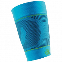 Bauerfeind SPORTS COMPRESSION SLEEVES UPPER LEG BLUE