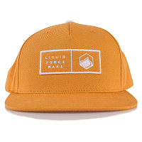 Liquid Force PREMIERE SNAPBACK YLW