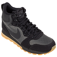 Nike WMNS NIKE MD RUNNER 2 MID PREM BLACK/BLACK-GUM LIGHT BROWN