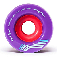 Orangatang THE KILMER WHEEL PURPLE