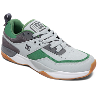 DC E.TRIBEKA M SHOE GREY/GREEN