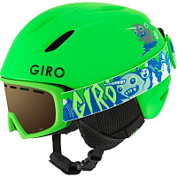Giro LAUNCH MATTE BRIGHT GREEN