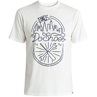 DC CITY RELIEF SS M TEES LILY WHITE