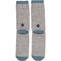 RVCA RVCA SPACE SOCK GREY