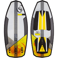 Ronix HONEYCOMB W/ TECHNORA POWERTAIL Orange/Yellow