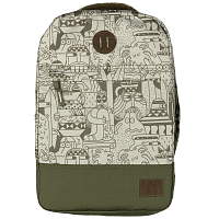 Nixon BEACONS BACKPACK Olive