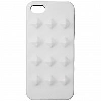 Nixon STUDDED MITT IPHONE 5 CASE WHITE
