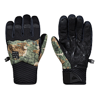 Quiksilver METHOD GLOVE M GLOV GRAPE LEAF_TANENBAUM