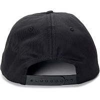 THRASHER MAGAZINE LOGO TWO-TONE HAT BLACK/RED