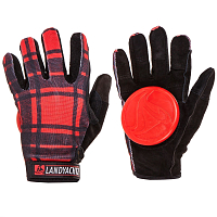 Landyachtz PLAID SLIDE GLOVE SET ASSORTED