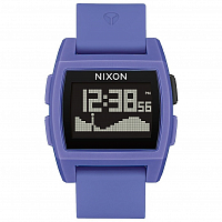 Nixon BASE TIDE Purple Resin