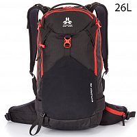 Arva EXPLORER BLACK/BLACK