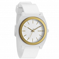 Nixon TIME TELLER P ANO WHITE/GOLD