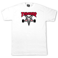 THRASHER TWO TONE SK8GOAT WHITE